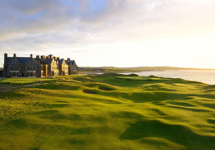 Doonbeg Golf Course Ireland