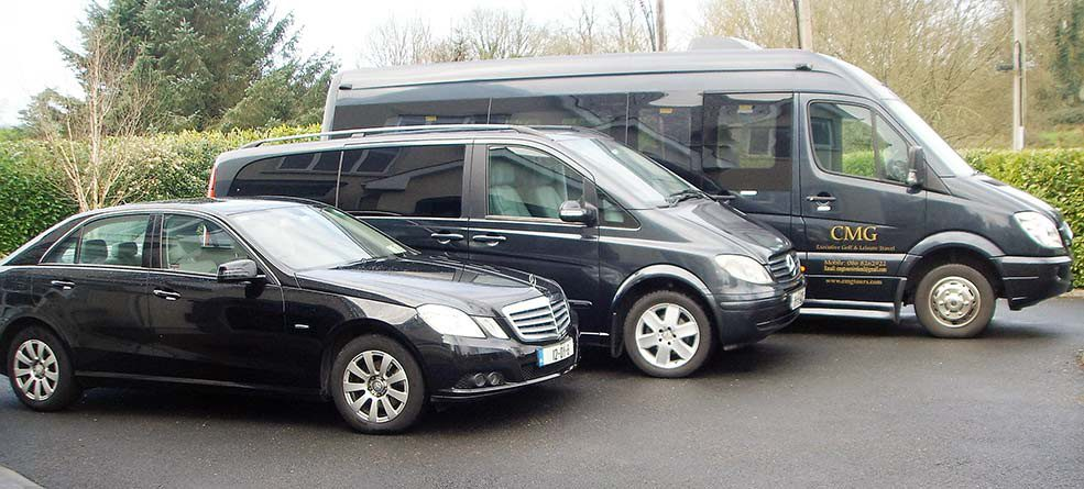 The cutting-edge in luxury chauffeur tours Ireland!