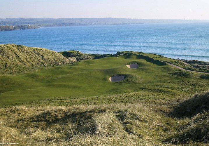 lahinch golf course in Ireland